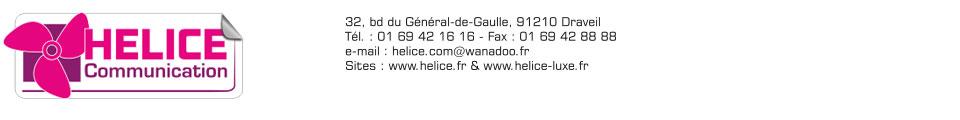 HELICE COMMUNICATION